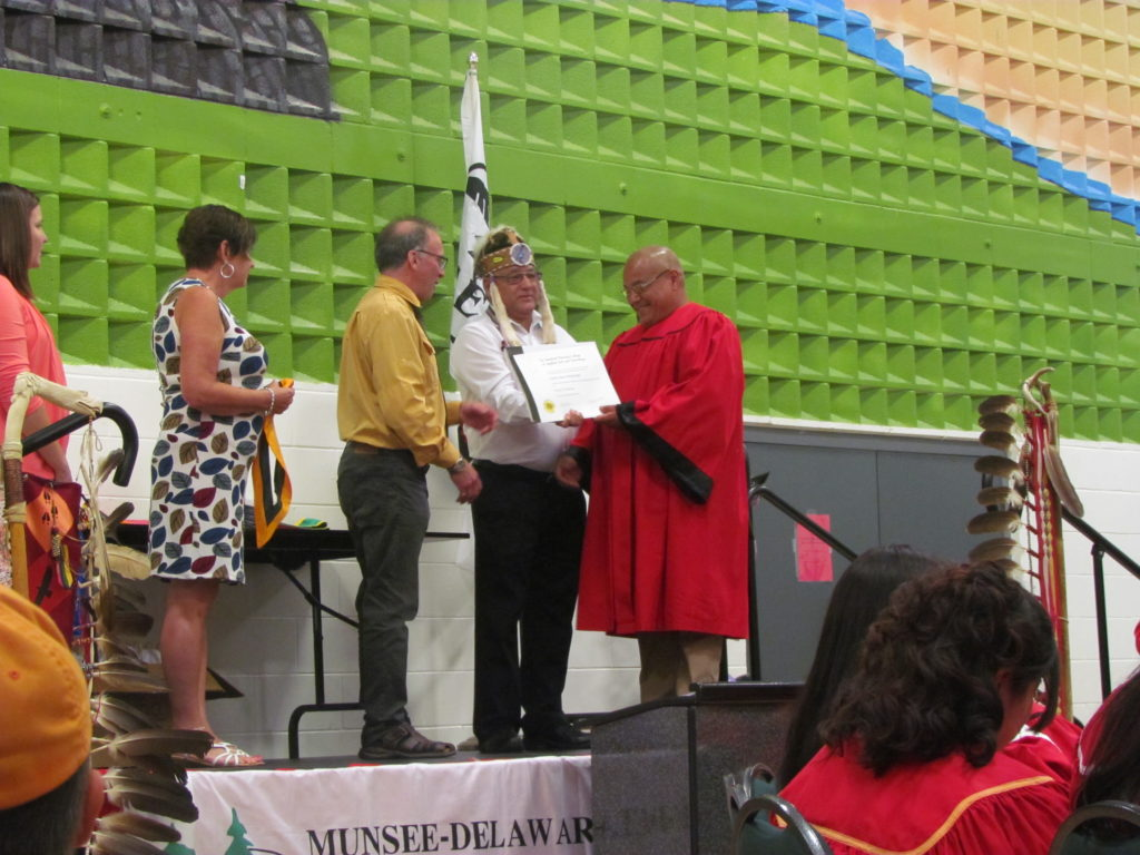 Anishinabek Graduation